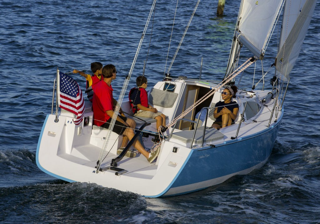 Catalina 275 Sport – Deltaville Yachting Center and