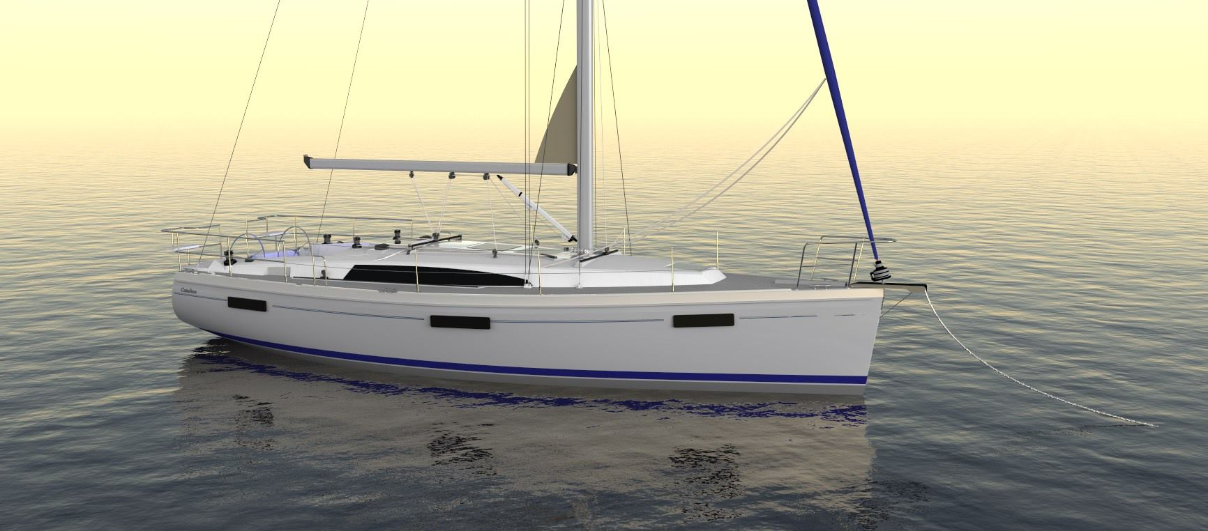 Catalina 425 – Deltaville Yachting Center and Chesapeake